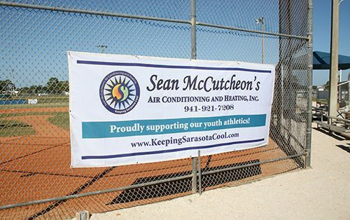 Youth Athetics -  Sean McCutcheon's AC giving back to the community - Sarasota FL